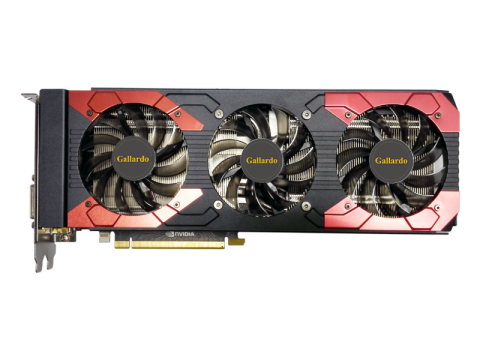 MANLI GeForce GTX 1070 Gallardo (F378G+N424)